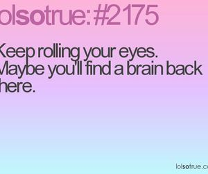 funny, lol, and brain image