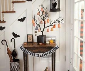 Halloween and home image