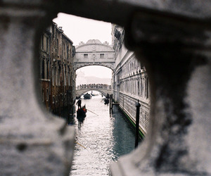 italy, venice, and vintage image