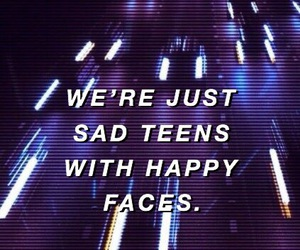 grunge, teens, and quote image