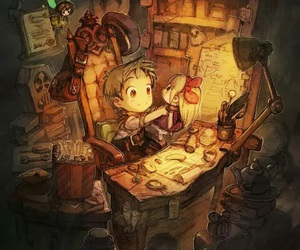 doll, anime, and art image
