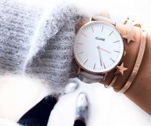 fashion, watch, and bracelet image
