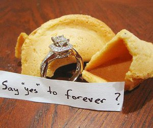 love, ring, and forever image