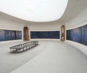 art, claude monet, and museum image