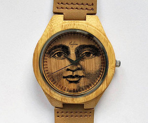 etsy, palm tree, and leather watch image