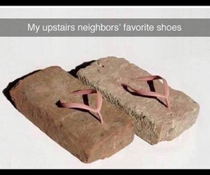 funny, life, and neighbours image