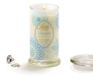 candles, jewels, and ring image