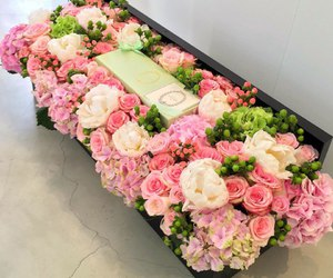 roses, flowers, and fleurs image
