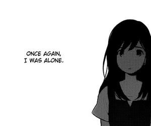 manga, alone, and anime image