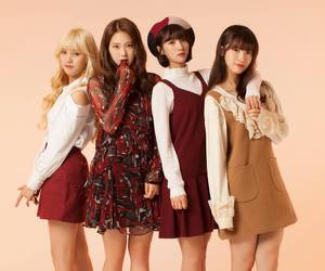 oh my girl, mimi, and OMG image