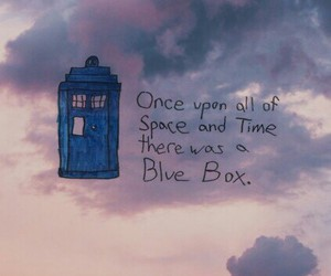 background, clouds, and doctor who image
