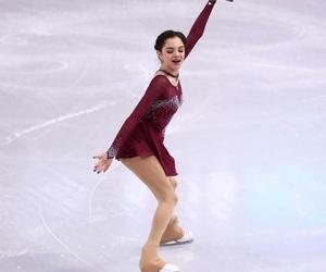 figure skating, ice skating, and rink image