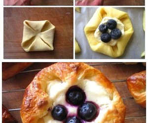 delicious, trick, and postre image