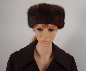 etsy, fuzzy hat, and retro hat image