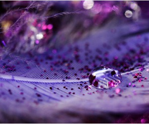 purple, perfect, and glitter image