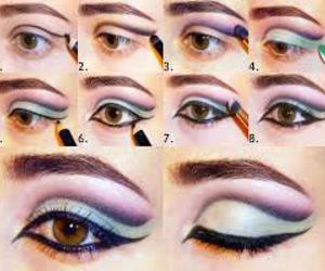make up step by step image