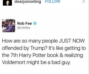 funny, harrypotter, and tumblr image