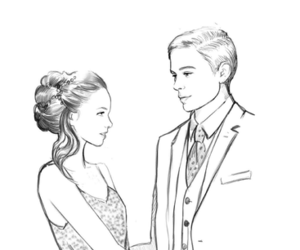 kiera cass, the selection, and maxon schreave image