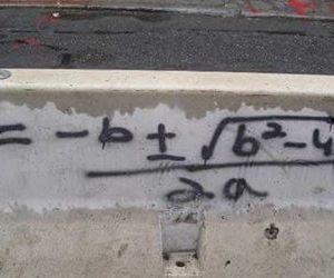 math, graffiti, and grunge image