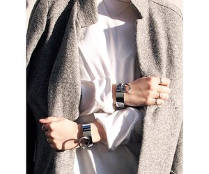 beauty, chic, and outfit image
