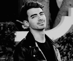 Joe Jonas and boy image