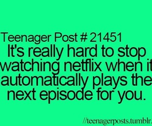 netflix, teenager post, and funny image
