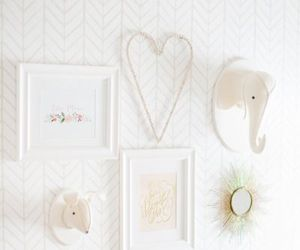 baby room, bedroom, and decor image