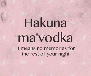 vodka and pink image