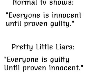 pretty little liars, pll, and tv shows image