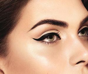 belleza, felina, and eyeliner image