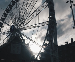 amsterdam, feed, and funfair image