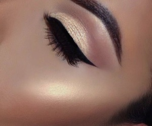beautiful, highlighter, and shine image