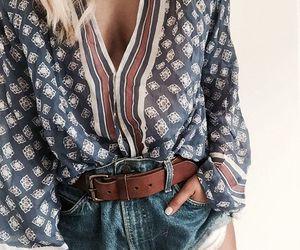 fashion, outfit, and boho image