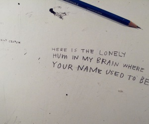 quotes, lonely, and sad image