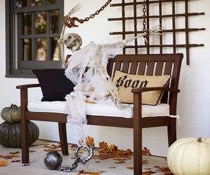 inspiration, outdoor halloween ideas, and outdoor inspiration image