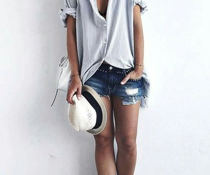 black, casual, and lines image