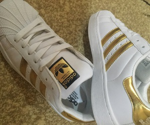 addidas, gift, and stripes image