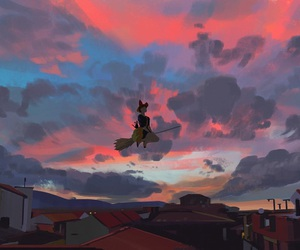 kiki and kiki's delivery service image