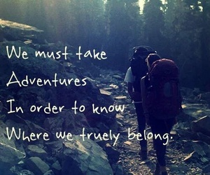 adventure, beautiful, and quote image