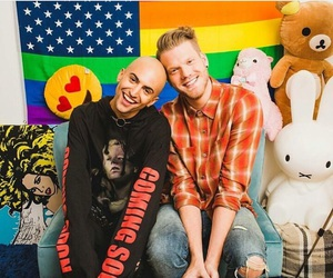 scott hoying, mitch grassi, and superfruit image