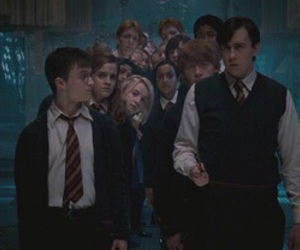 harry potter, dumbledores army, and movie image