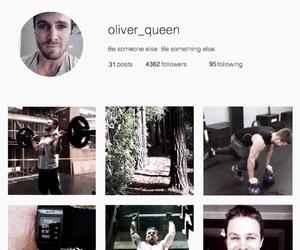 arrow, dc comics, and oliver queen image