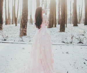 beauty, feminine, and pink image
