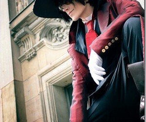 hellsing, cosplay, and alucard image