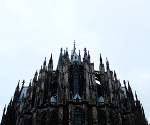 castle, architecture, and gothic image