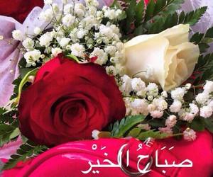 صباح الخير and ﻋﺮﺏ image