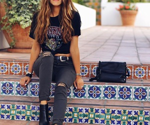 belt, chic, and hippie image