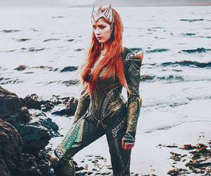 DC, heroes, and heroine image