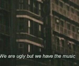 music, ugly, and grunge image