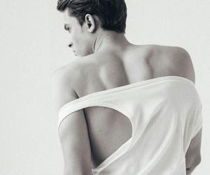 boy, fashion, and men image